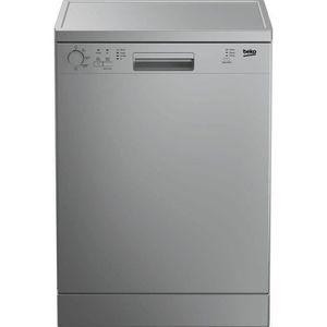 LAVE-VAISSELLE BEKO LVP63S2 - Lave-vaisselle pose libre - L 60 cm