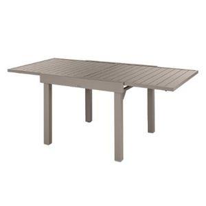 Table de jardin extensible 4 8 places