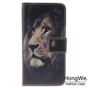 HOUSSE - ÉTUI Pour Apple iPhone 7-8 Tête de lion Cas de téléphon