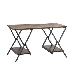 BUREAU  Bureau en bois et en métal 76 cmx130 cmx65 cm Marr