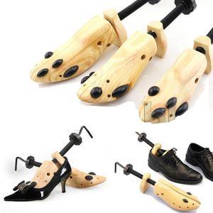 EMBAUCHOIR - TENDEUR Embauchoir Bois Réglable Largeur Forme Chaussure A