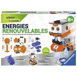 EXPÉRIENCE SCIENTIFIQUE SCIENCE X RAVENSBURGER Midi Energies Renouvelables