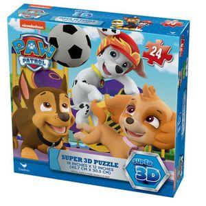 PUZZLE PAT PATROUILLE Puzzle Super 3D