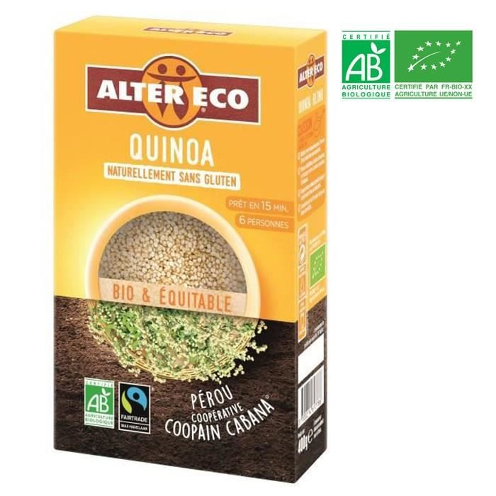 ALTER ECO Quinoa Bio 400g