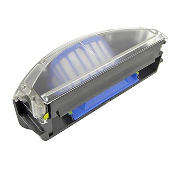 Filtre Aerovac pour iRobot Roomba, séries 500 600, 510, 520, 530, 535, 540, 536, 620, 630, 650, pièces détachées