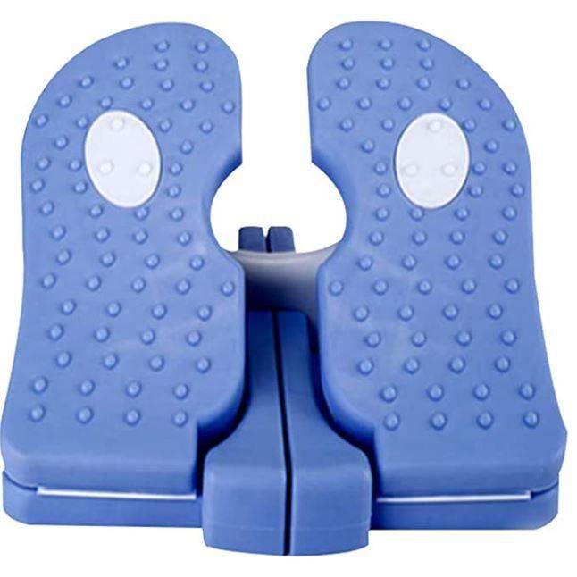 Mini stepper - Stepper fitness appartement sport perte de poids - Mini stepper de tuyau de poêle multifonctionnel Rose Ecri