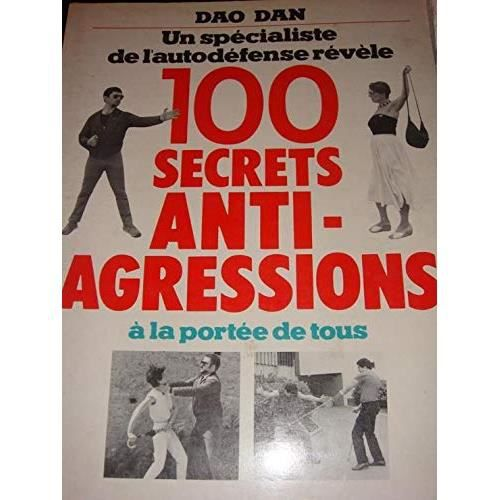 Cent secrets anti agressions broche