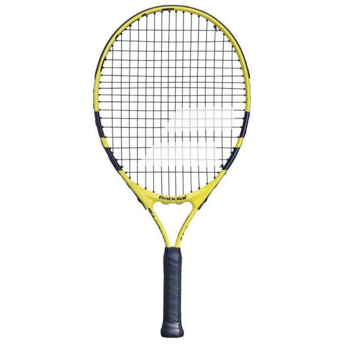 BABOLAT Raquette de tennis Nadal 21 - Enfant - Noir