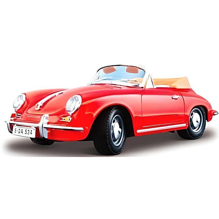 Modèle réduit - Porsche 356 b Cabriolet (1961)