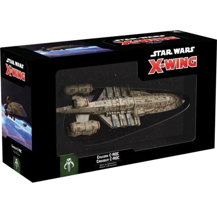 Star Wars X-Wing 2.0 : Croiseur C-ROC (Racailles)