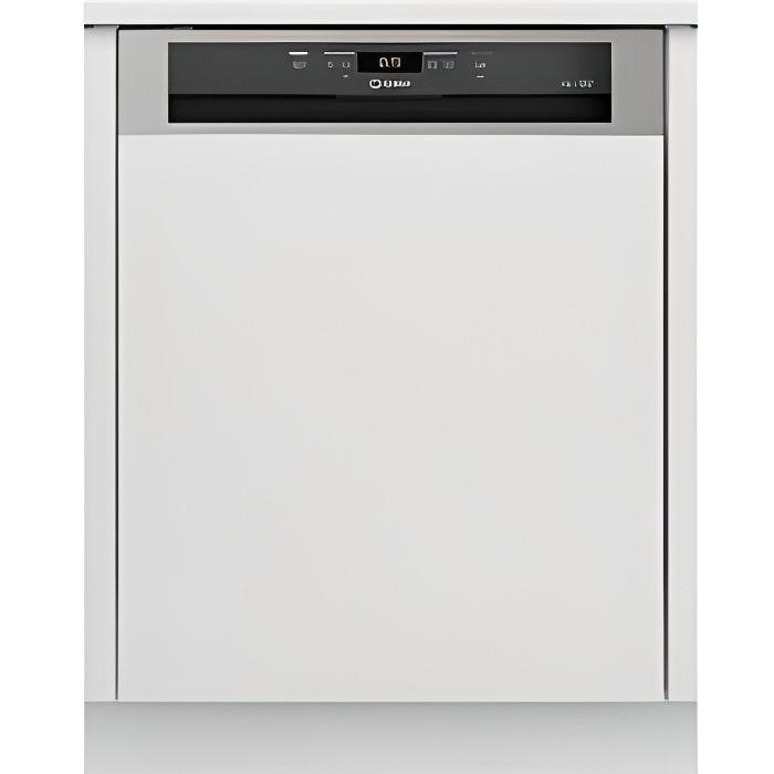 Lave-vaisselle intégrable 14 couverts Indesit DBC3C24ACX
