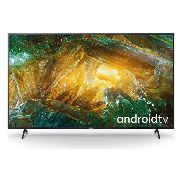 TV intelligente Sony Bravia KD85XH8096 85' 4K Ultra HD LED WiFi Noir - Couleur / Motif:Noir Taille:Voir description