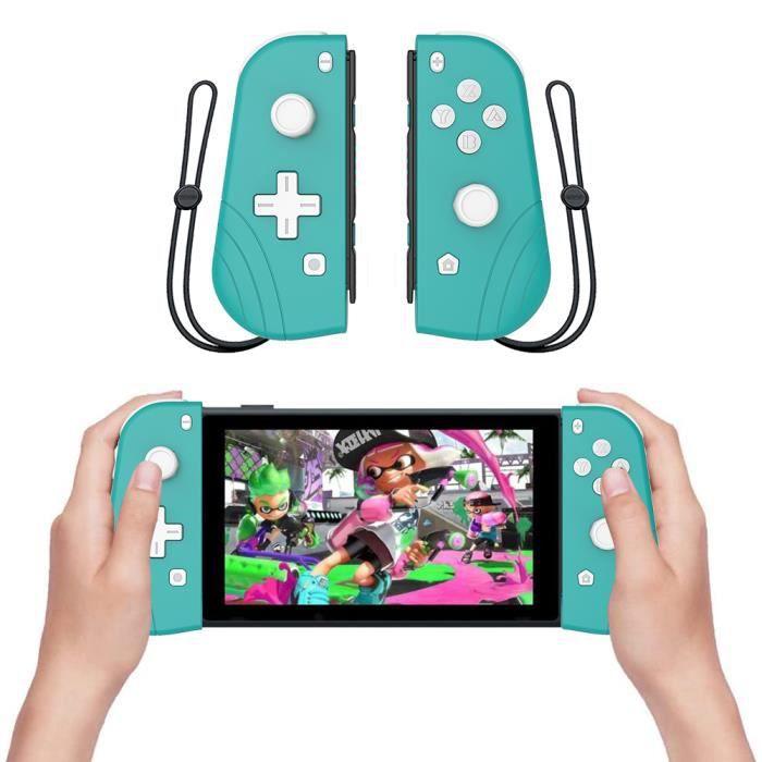Manettes Joy-Con Controllers (L/R) Gamepad pour Console Nintendo switch-D