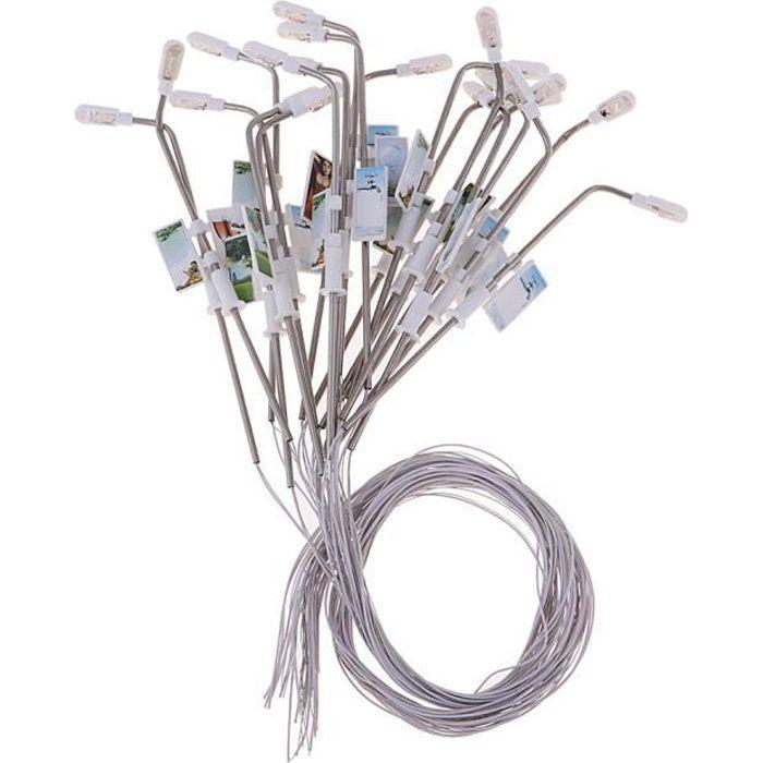 VEHICULE A CONSTRUIRE - ENGIN TERRESTRE A CONSTRUIRE 20 pièces lampadaires miniatures à l'échelle 1: 150 HO