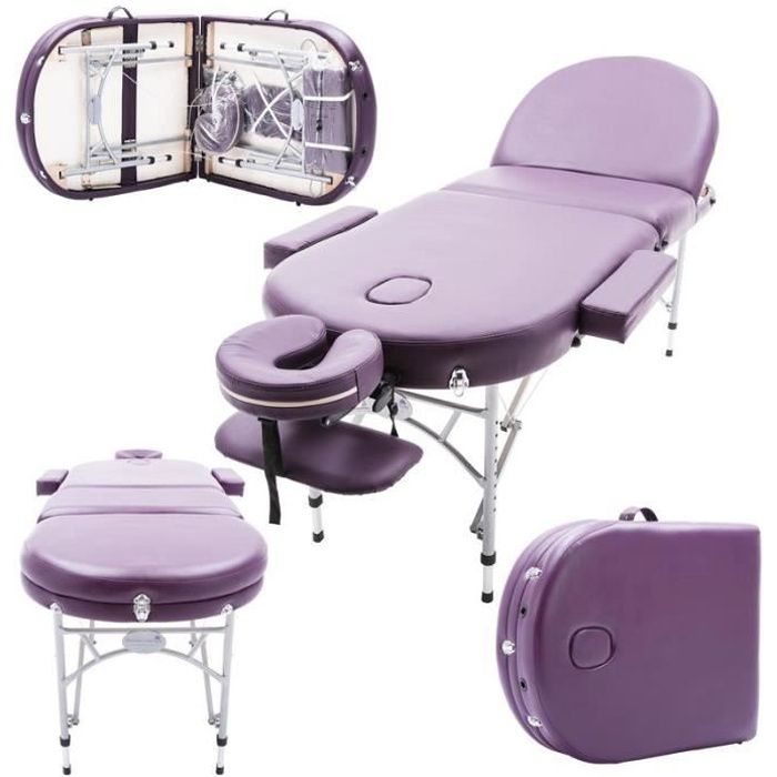 densite mousse table de massage