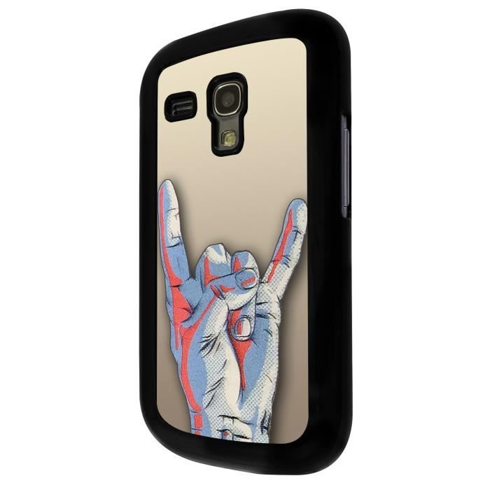 Love peace rock and roll hand samsung galaxy s3 mini - Espionner portable sans y avoir acces ...