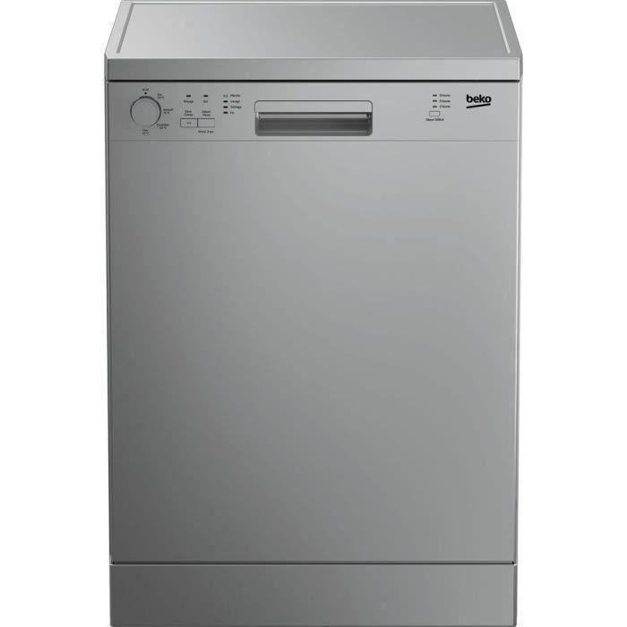 Photo de beko-lvp63s2-lave-vaisselle-pose-libre-l-60-cm-13-couverts-a-47-db