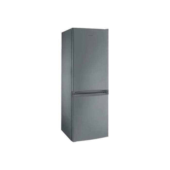 Candy Cmcs 5154x Refrigerateur Congelateur Pose Libre Largeur 55 Cm Profondeur 54 5 Cm Hauteur 150 Cm 194 Litres Achat Vente Refrigerateur Classique Candy Cmcs 5154x Refrigerateur Congelateur Pose Libre