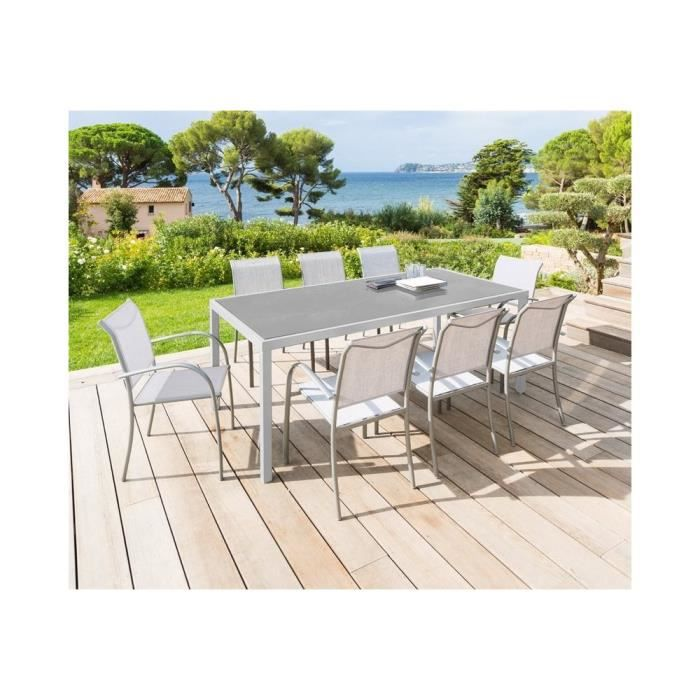 Hesperide Garden Furniture. Finest Salon De Jardin Mac Dan New ...