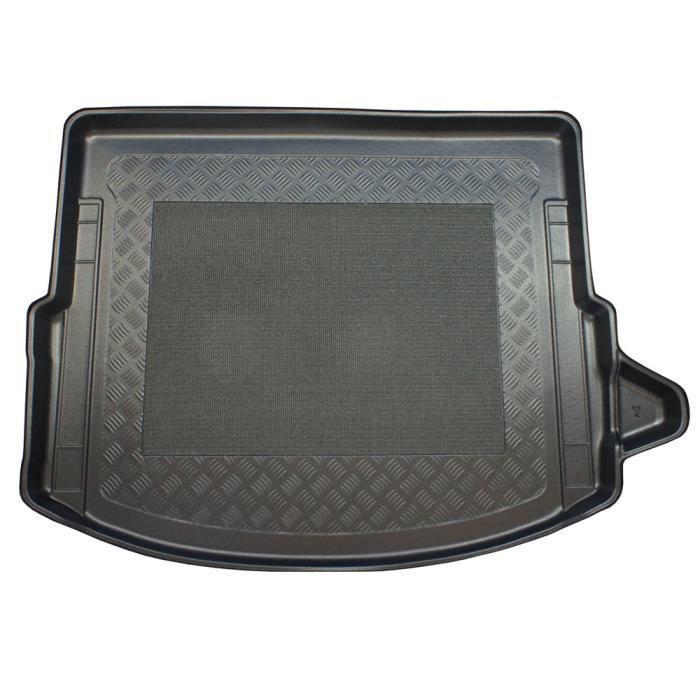 Sotra Protection de Coffre pour Land Rover Discovery Sport Tapis de Coffre antid/érapant sur Mesure pour Le Transport de Courses Bagages et Animaux domestiques