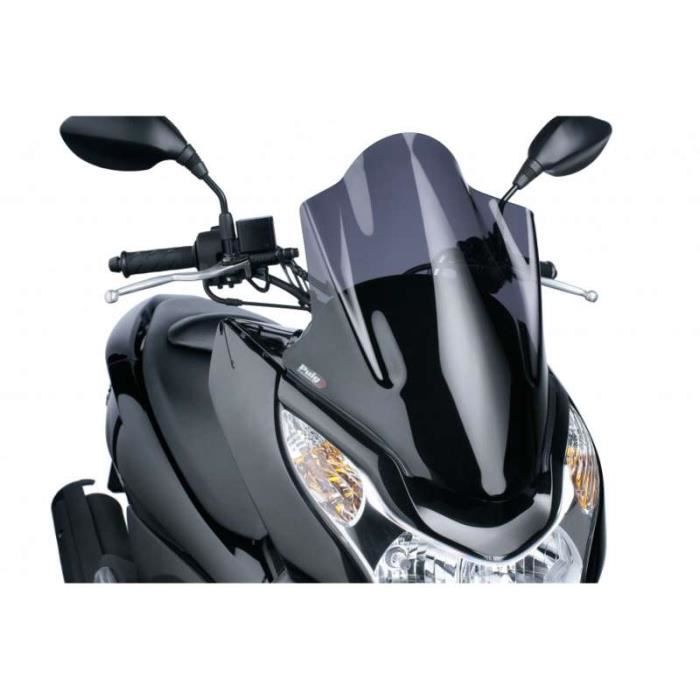 bulle 14cm puig v tech touring 5569 honda pcx 125. Black Bedroom Furniture Sets. Home Design Ideas