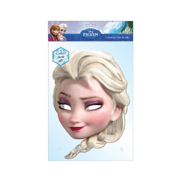 """Frozen Elsa Visage Cartoon voiture autocollant Decal 3/"""" ou 5/"""""""