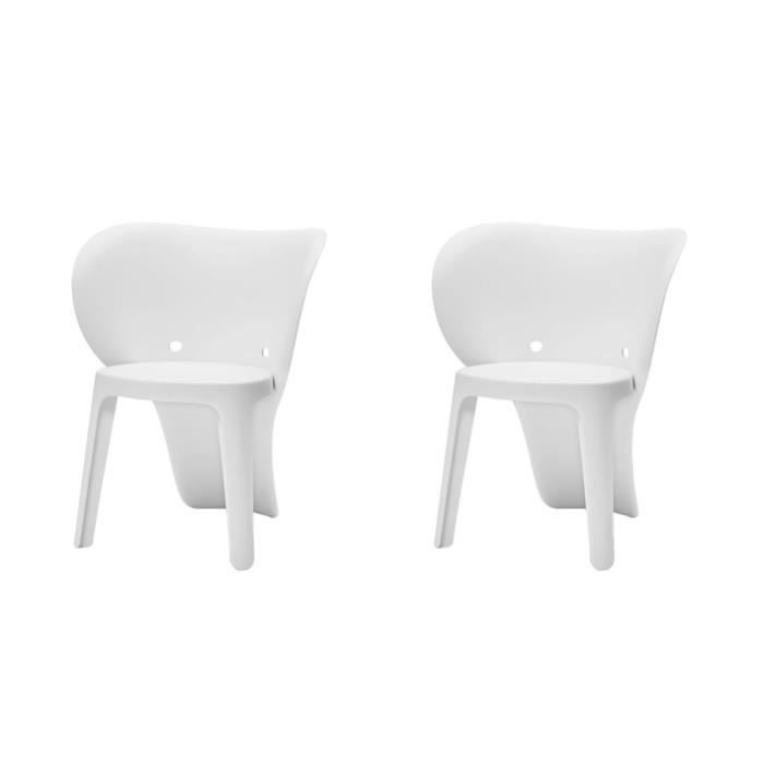 CHAISE SoBuyR KMB12 Wx2 Lot De 2 Chaise Enfant Design Cha