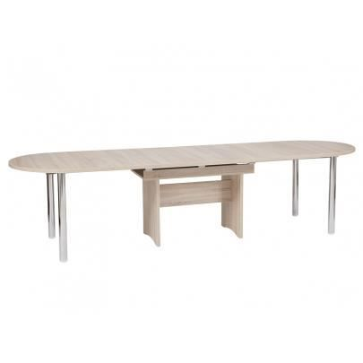 Table extensible sandrine 6 12 couverts colo achat for Table extensible 20 couverts