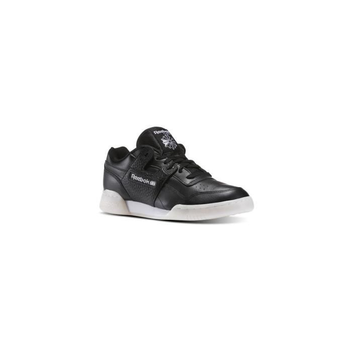 Basket Reebok Workout Plus - Ref. BD2153