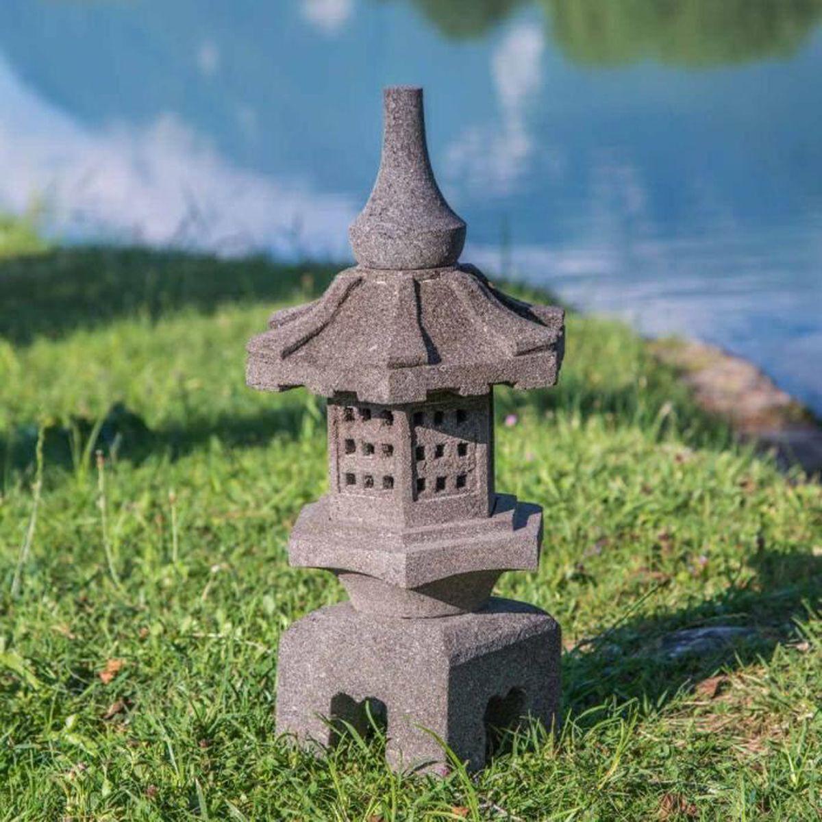 Decoration jardin japonais exterieur