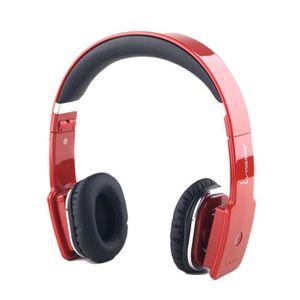 CASQUE - ÉCOUTEURS VEGGIEG Pliable Bluetooth sans fil pour casque sté