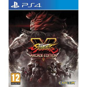 JEU PS4 Street Fighter V Édition Arcade (PS4) (Royaume-Uni