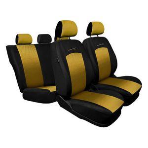 Jaune B/âche de Protection Universelle pour Peugeot 107 I