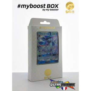 CARTE A COLLECTIONNER Coffret #myboost GIVRALI GX 39/156 - Soleil et Lun