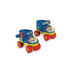 CASQUE GLISSE URBAINE Set Roller Skate et Protection PAT PATROUILLE PAW