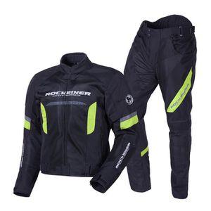 MAILLOT DE CYCLISME Ensemble de vêtements de protection pour moto prof