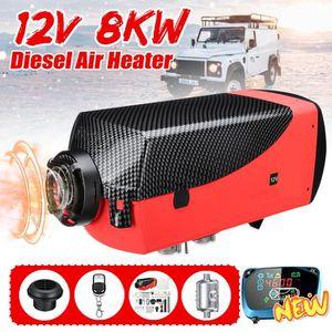 CHAUFFAGE VÉHICULE NEUFU 12V 8KW 8000W Air Diesel Chauffage Voiture T
