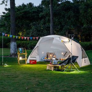 TENTE DE CAMPING Tente de camping grande 3-4 personne Tente de Barb