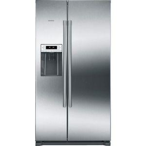 RÉFRIGÉRATEUR AMÉRICAIN SIEMENS KA90DVI20 - Réfrigérateur américain - 533L
