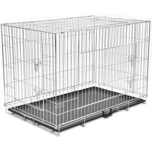 cage chien xxl achat vente cage chien xxl pas cher. Black Bedroom Furniture Sets. Home Design Ideas