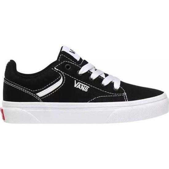 vans noir 36