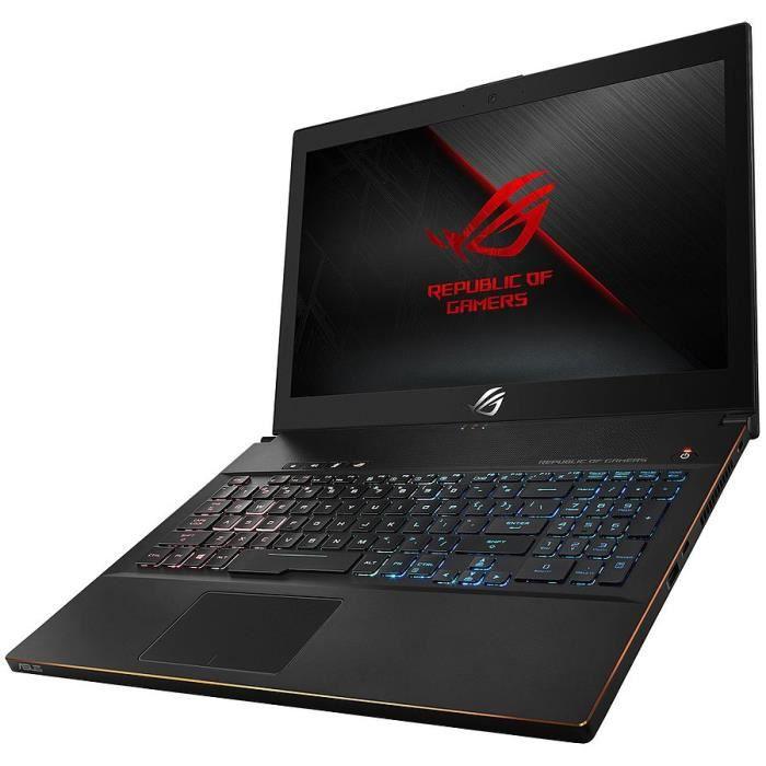 PC PORTABLE GAMER ASUS - ROG Zephyrus M GM501GM-EI005T 15,6- FHD NVIDIA GeForce GTX 1060 6 Go - I7 - HDD 1To + SSD 256Go - RAM 16GO