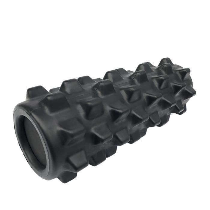 【Tapis de yoga】Rouleau de yoga en mousse Gym multicolore Point de déclenchement haute densité Massage Fitness Sport_GTT15539