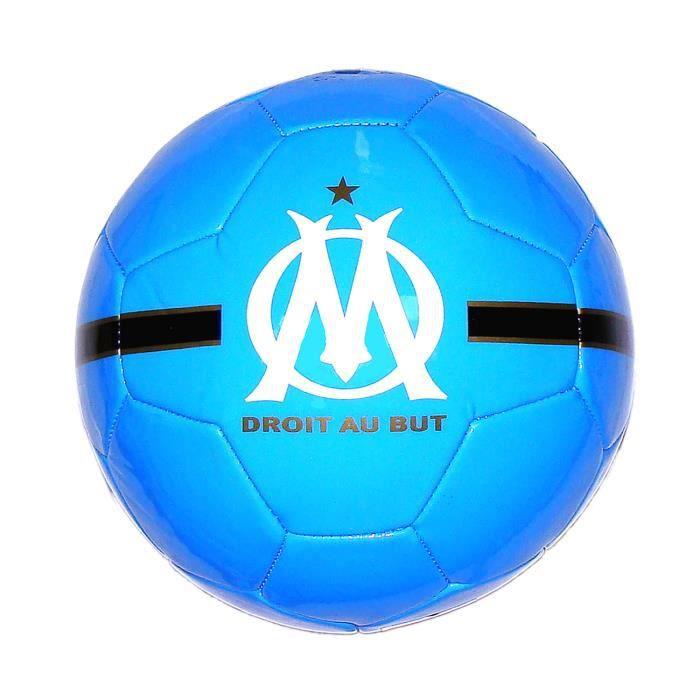 Olympique de Marseille - Mini-Ballon de Football OM Officiel - Bleu