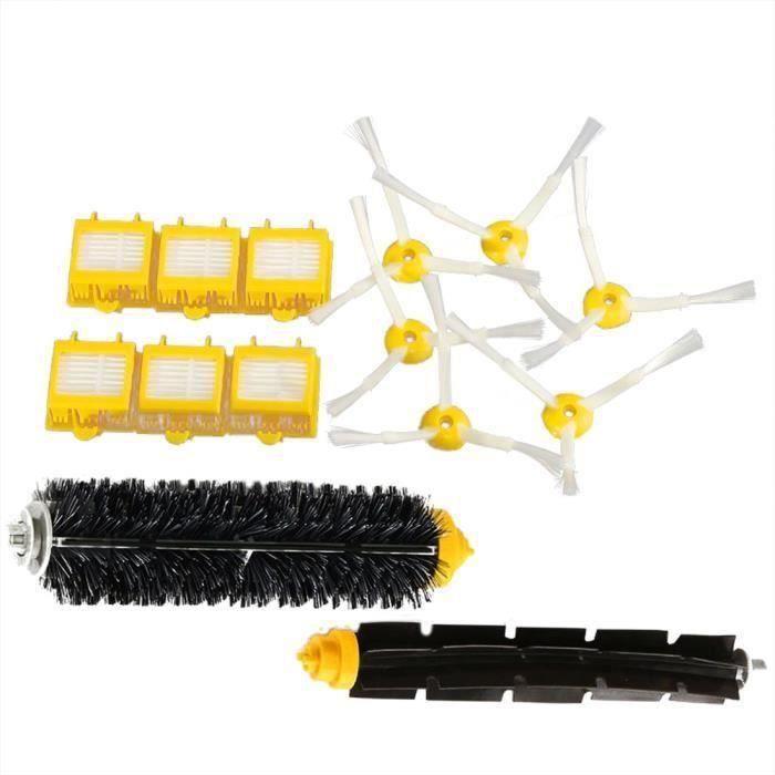 brosse Filtre cheveux Kit pour iRobot Roomba 700-760-770-780 LIJFK10598