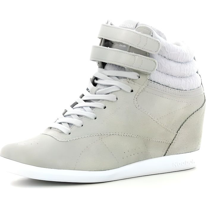 Baskets montantes Reebok Freestyle Hi Wedge