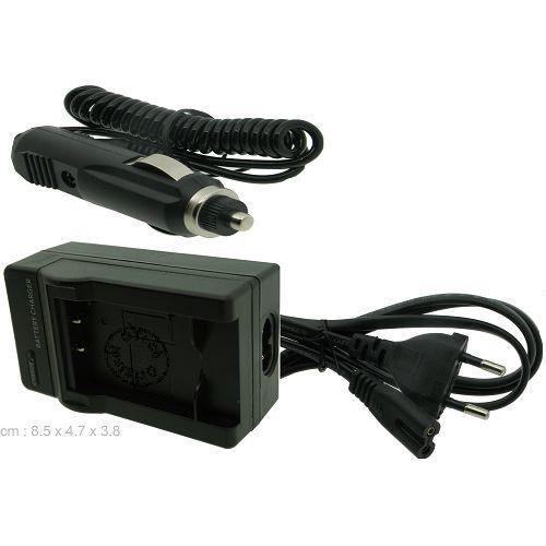 Chargeur pour Sony Cyber Shot Dsc Hx60