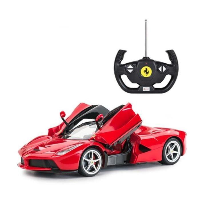 Rastar Ferrari La Ferrari, Sport car, Moteur électrique, 1:14, Prêt à fonctionner, Rouge, Ferrari La Ferrari