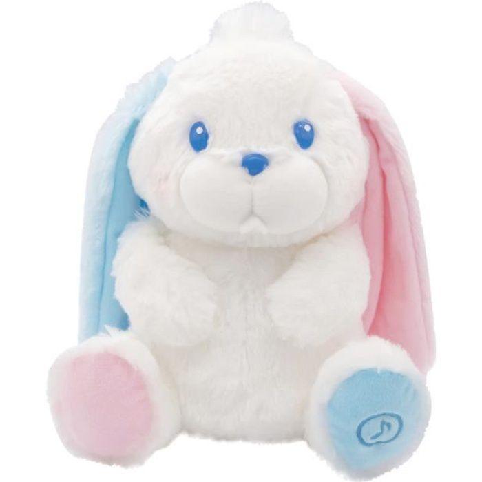 Splash Toys - Magicalin Baby Lapin - peluche 25 cm