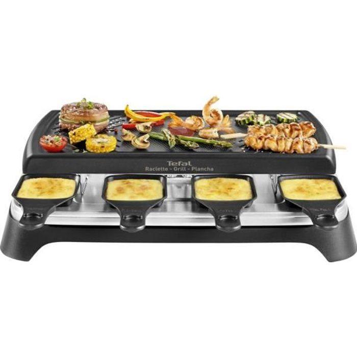 Raclette Multi TEFAL RE459812